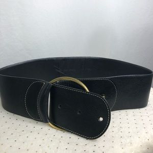 Vintage Coccinelle Statement Belt  F135